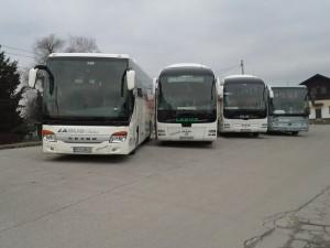 Avtobusi podjetja Labus